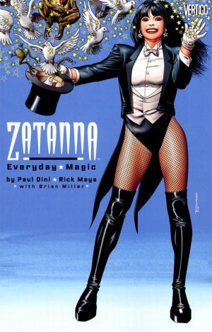 Zatanna - Everyday Magic édition TPB softcover (souple)