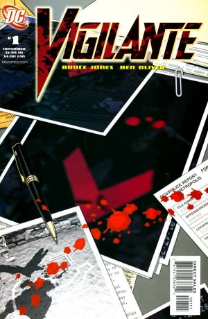 Vigilante édition Issues V2 (2005 - 2006)