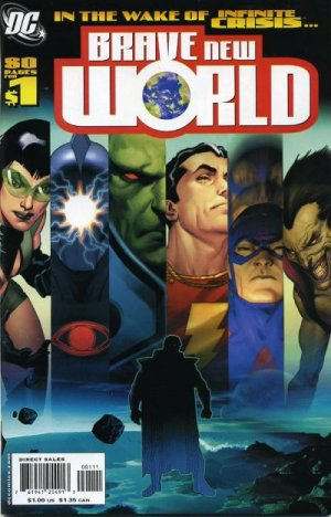 DCU Brave New World édition Issue (2006)