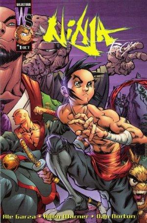 Ninja boy édition Issues