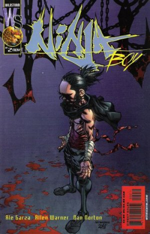 Ninja boy # 2 Issues