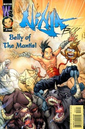 Ninja boy # 3 Issues