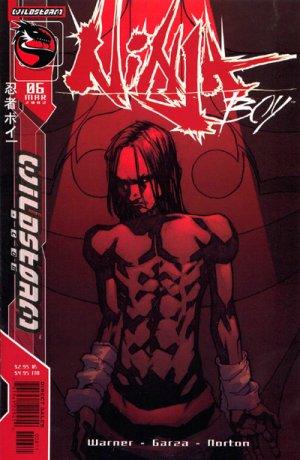Ninja boy # 6 Issues