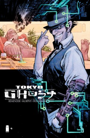 Tokyo Ghost # 6 Issues V1 (2015 - 2016)