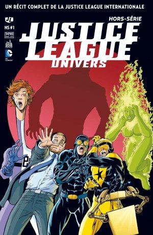 Justice League Univers Hors-Série édition Kiosque (2016 - 2017)