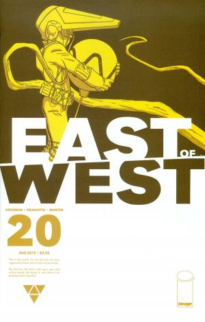 East of West # 20 Issues (2013 - Ongoing)