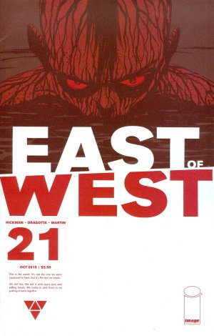 East of West # 21 Issues (2013 - Ongoing)