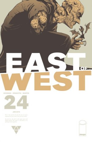 East of West # 24 Issues (2013 - Ongoing)