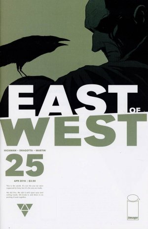 East of West # 25 Issues (2013 - Ongoing)