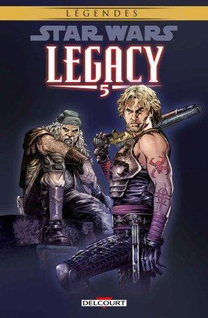 Star Wars - Legacy # 5