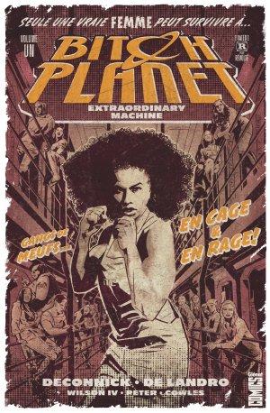 Bitch Planet # 1