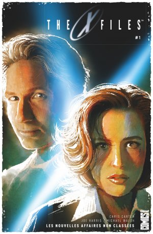 The X-Files T.1