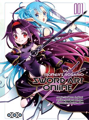 Sword Art Online - Mother's Rosario édition Simple