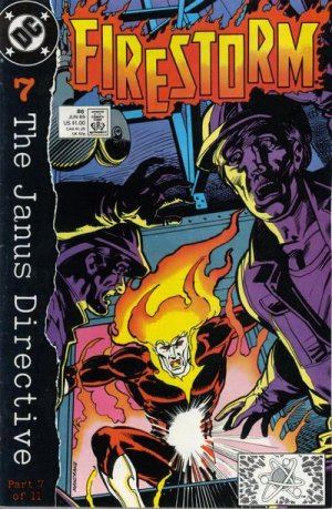 Firestorm - The nuclear man # 86 Issues V2 (1987 - 1990)