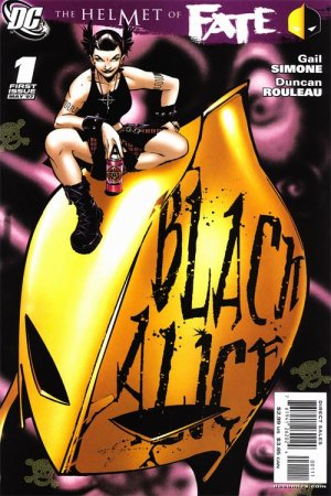 The Helmet of Fate - Black Alice édition Issues