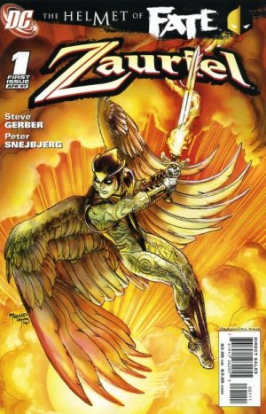 The Helmet of Fate - Zauriel édition Issues