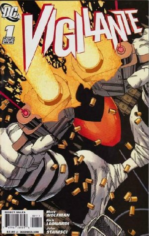 Vigilante édition Issues V3 (2009 - 2010)
