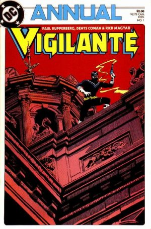 Vigilante édition Issues V1 - Annuals (1985 - 1986)