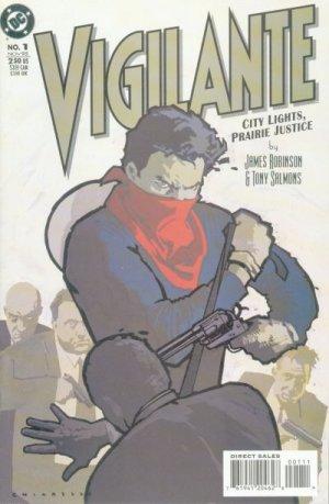 Vigilante - City Lights, Prairie Justice édition Issues