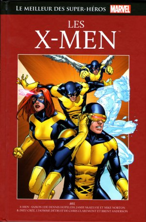 X-Men - Season One # 8 TPB hardcover (cartonnée)