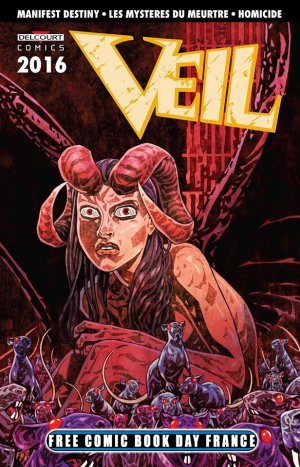 Free Comic Book Day France 2016 - Veil édition Issues