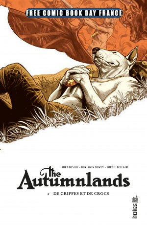 Free Comic Book Day France 2016 - The Autumnlands édition Issues