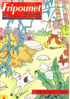 Fripounet Marisette édition 1963