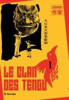 Le Clan des Tengu édition SIMPLE
