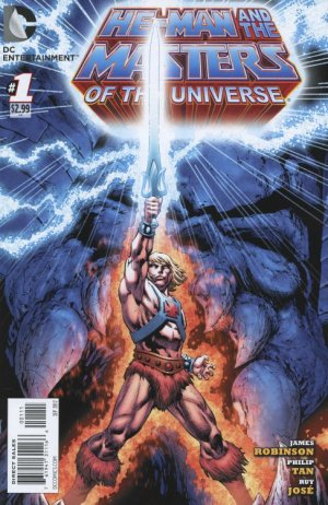He-Man and the Masters of the Universe édition Issues V1 (2012 - 2013)