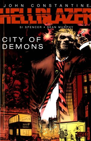 Hellblazer - City of Demons édition TPB softcover (souple)