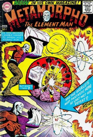 Metamorpho édition Issues V1 (1965 - 1968)