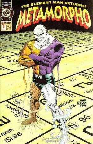 Metamorpho édition Issues V2 (1993)