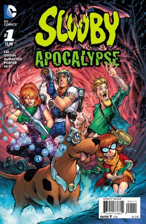 Scooby Apocalypse édition Issues