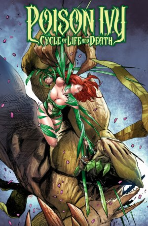 Poison Ivy - Cycle of life and death # 6 Issues