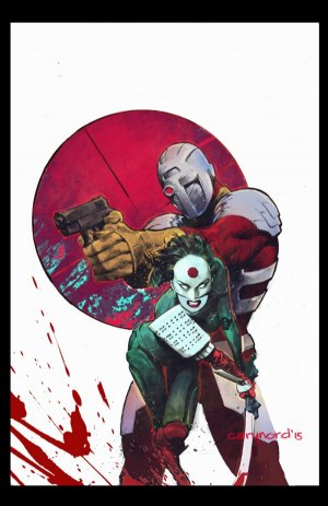 Suicide Squad Most Wanted - Deadshot & Katana # 6 Issues (2016)
