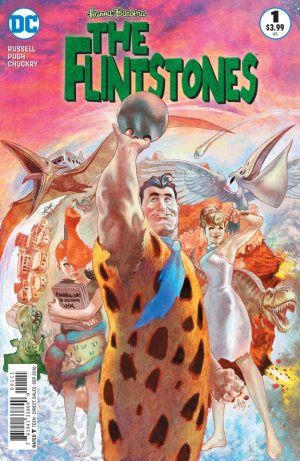 The Flintstones édition Issues (2016 - 2017)