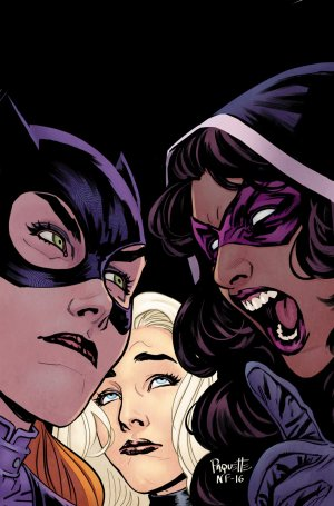 Batgirl and the Birds of Prey - Rebirth # 1 Issues