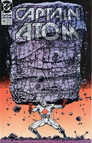Captain Atom # 42 Issues V1 (1987 - 1991)