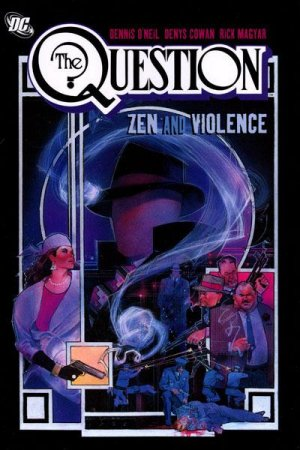 The Question édition TPB softcover (souple) - Issues V1