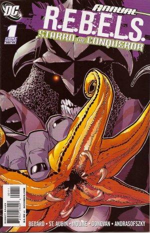 R.E.B.E.L.S. édition Issues - Annuals (2009)