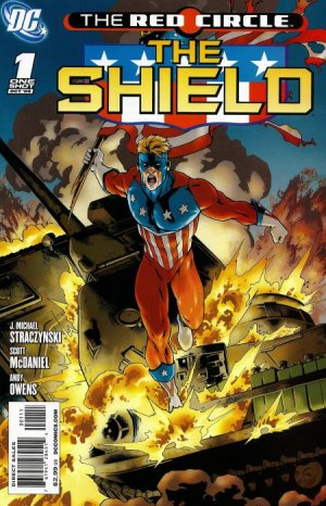 The Red Circle - The Shield édition Issues