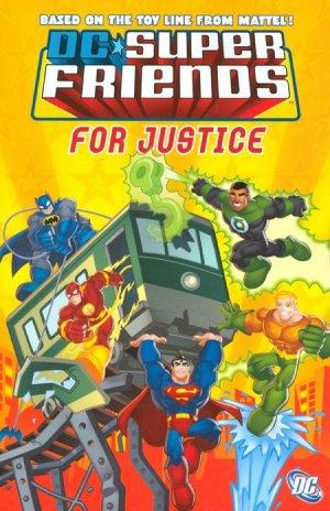 DC Super Friends édition TPB softcover (souple)