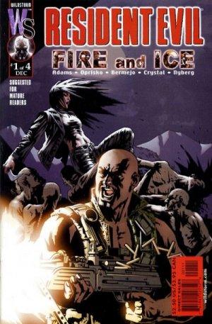Resident Evil - La Glace et Le Feu édition Issues