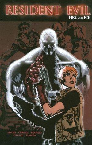 Resident Evil - La Glace et Le Feu édition TPB softcover (souple)