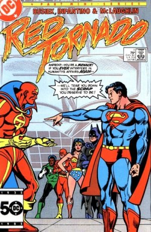 Red Tornado édition Issues V1 (1985)