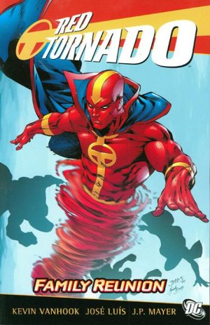 Red Tornado édition TPB softcover (souple) - Issues V2