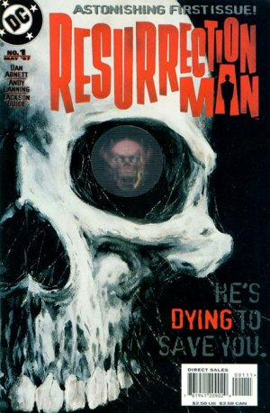 Resurrection Man édition Issues V1 (1997 - 1999)