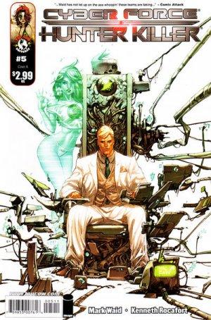 Cyber Force / Hunter-Killer Comics