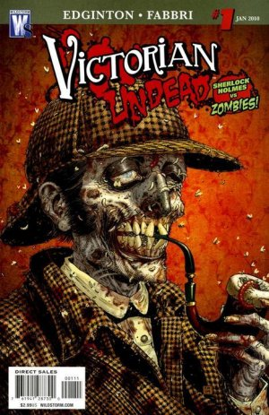 Victorian Undead édition Issues