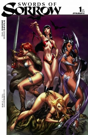Swords of Sorrow édition Issues